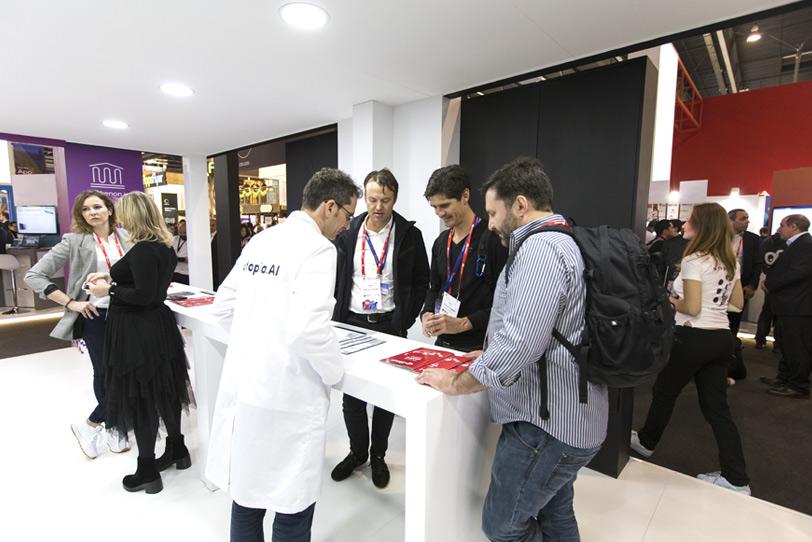 Mobile World Congress Barcelona 2018 (10) - Events - Utopia