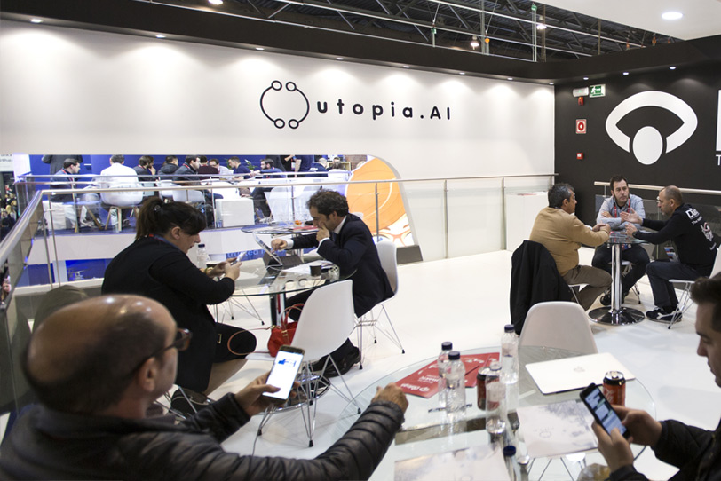 Mobile World Congress Barcelona 2018 (3) - Events - Utopia