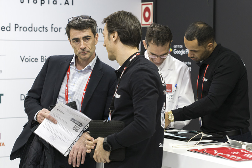 Mobile World Congress Barcelona 2018 (4) - Events - Utopia