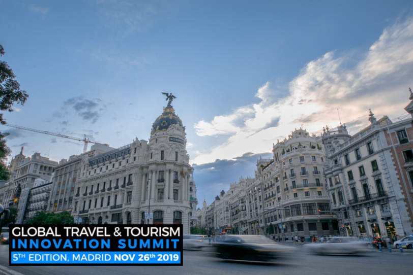 Global Travel & Tourism Innovation Summit 2019, Madrid - Events - utopia.AI